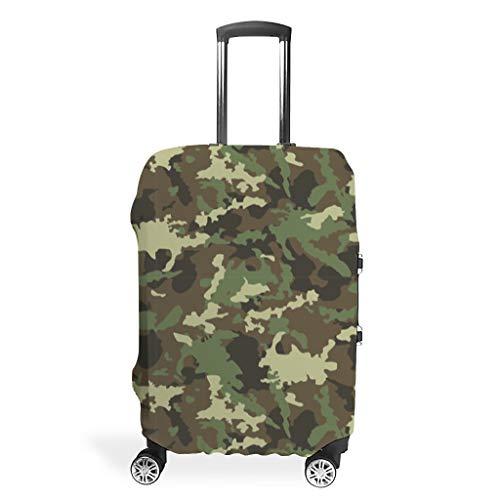 Funda protectora para maleta de viaje, Trendy, 4 tamaños para muchos equipajes, blanco (Blanco) - LIFOOST-XLXT