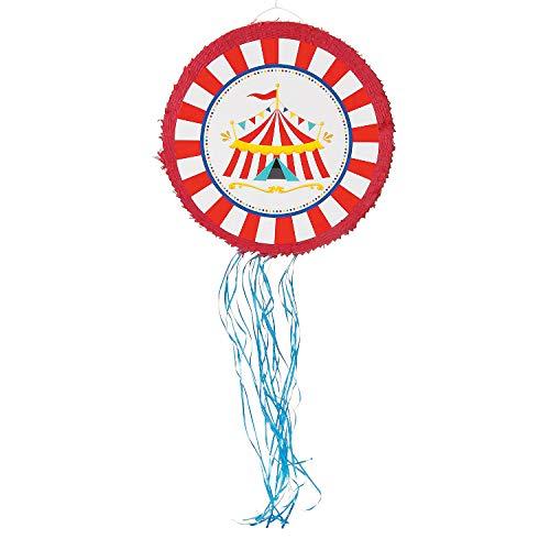 Carnival Pull-String Pinata
