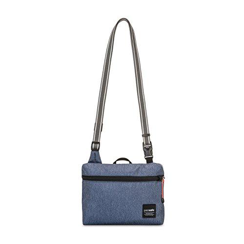 pacsafe (パックセーフ) slingsafe LX50 anti-theft mini cross body bag 盗難防止機能 ミニクロスボディバ...