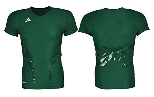 adidas Adipower Techfit Powerweb T-Shirt XL XXL 2XL grün Kompressionsshirt