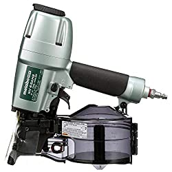 Metabo HPT Coil Siding Nailer, 1-1/2 inch to 2-1/2 inch Siding Nails