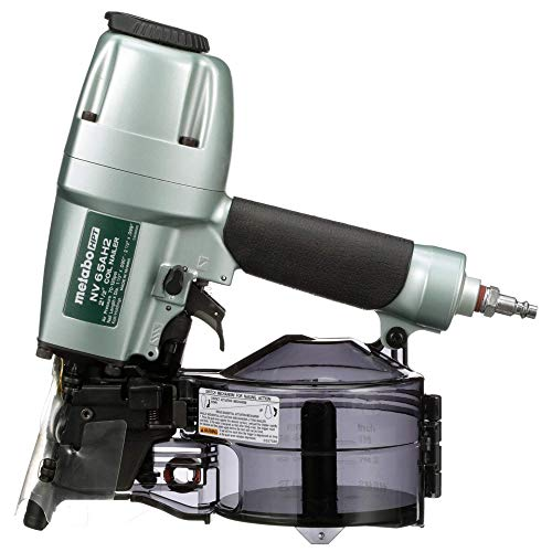 Metabo HPT Coil Siding Nailer, 1-1/2 inch to 2-1/2 inch Siding Nails,...