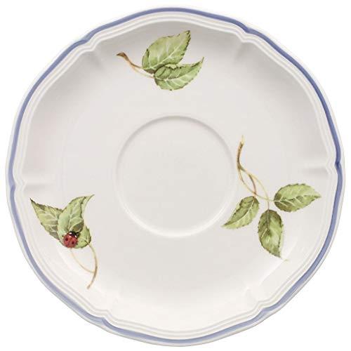 Villeroy & Boch Cottage Plato para taza consomé, 17 cm, Porcelana Premium, Colorido