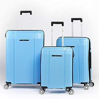 Magellan Trolly Luggage Set 3 PCs, H8Set 3 PCs9-3P-BLUE