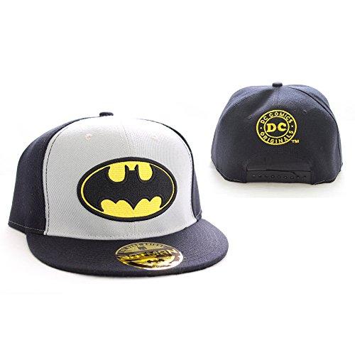 DC comics batman logo classic college casquette snapback casquette pour homme