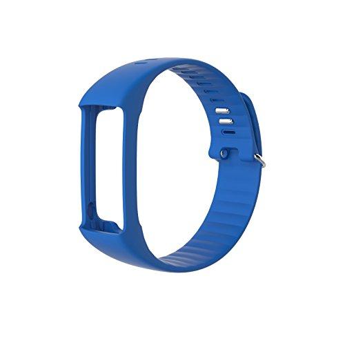 POLAR Armband wrist strap A360, blau, L, 91057472