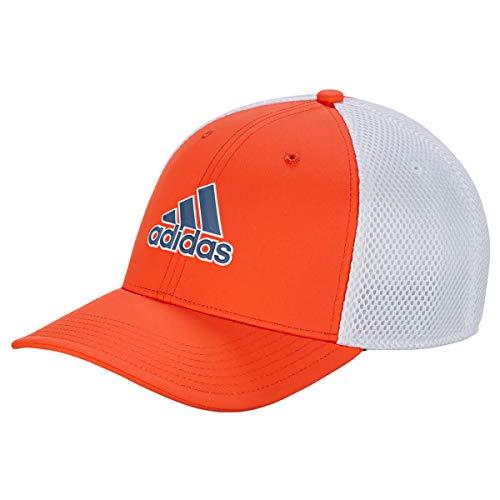 Gorra de béisbol Adidas para hombre., Hombre, color naranja activo, tamaño large/extra-large