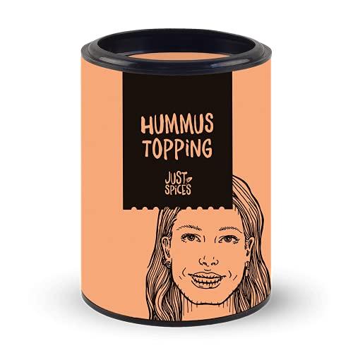 Just Spices Hummus Topping, 60 g | Especias para hummus | Condimentos para dips de garbanzos