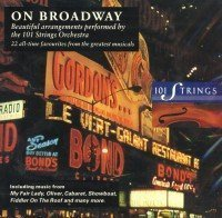 On Broadway by 101 Strings