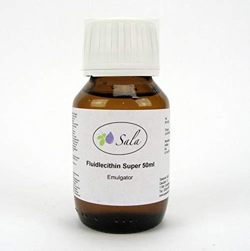 Sala Fluidlecithin Super Emulgator 50 ml