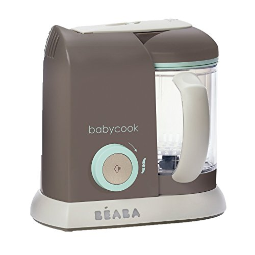 BEABA Babycook 4 in 1 Steam Cooker and Blender | PishPoshBaby