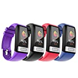 C20S 1,14 Zoll Bluetooth Smartwatch-kompatibles Smartphone - Herzfrequenz-Blutdruck-Sauerstoff-Schlaf-Überwachungserkennung - intelligente Uhr für ITouch Android IOS