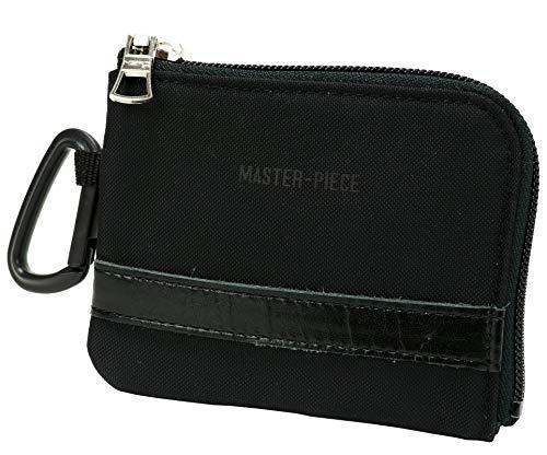 [マスターピース] TRIP WALLET コンパクト財布 ミニサイフ12721 gloopy-127-21 (ブラック(10))