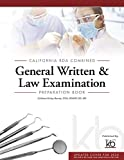 The California RDA General Written and Law Examination Prep Book with Study Card Set