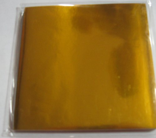 LuPro 100s Japanese Extra Thick Gold Foil Origami Paper