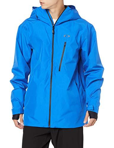Oakley Men's Buckeye Gore-TEX Shell Jacket, Nuclear Blue, L