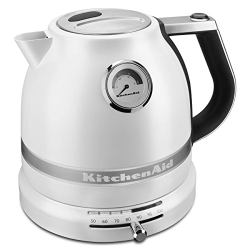 KitchenAid KEK1522FP Pro Line Frosted Pearl White 1.5 Liter...