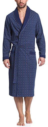 Timone Bata Larga Vestidos de Casa Hombre N1TH1N (Azul Oscuro (553004), S)