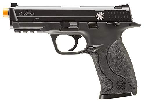 Elite Force Smith & Wesson M&P 40 6mm BB Pistol Airsoft Gun, Blowback Action