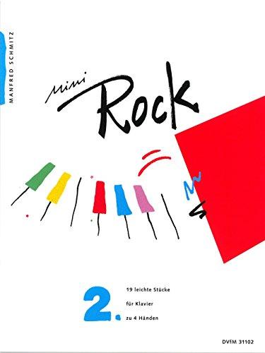 Mini-Rock für Klavier Heft 2: 19 leichte Stücke (DV 31102)