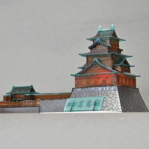 Suwa Takashima Castle - Illumine Clear Ver. (Plastic model)