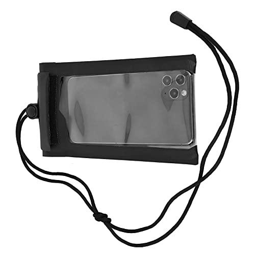 SALALIS Caja Impermeable del teléfono, Tacto Sensible Impermeable a Prueba de Agua de la Bolsa de la Caja del teléfono para el teléfono para iPhone