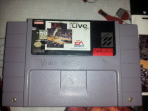 Nintendo NBA Live 96 - Super - US