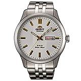 Orient Reloj Analógico para Hombre de Automático con Correa en Acero Inoxidable RA-AB0014S19B