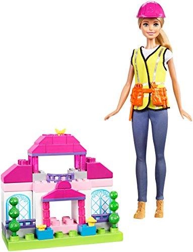 Barbie Quiero Ser Constructora muñeca