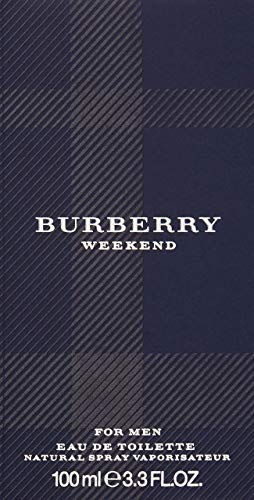 BURBERRY Eau De Toilette Weekend, M Edt 100Ml Spray