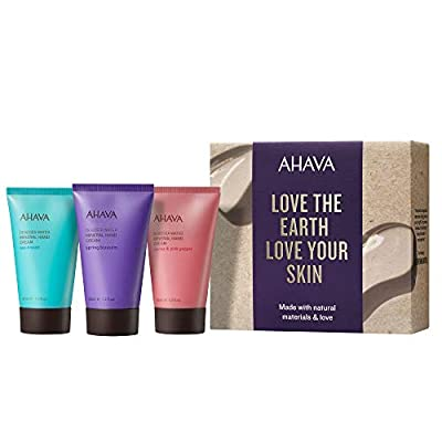 Ahava Naturally Silky Hands