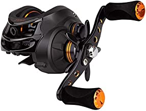 Akataka Baitcasting Fishing Reels - Light Weight Durable 7:1 High Speed Gear Ratio Casting Reel with Powerful Magnetic Braking System,Fishing Reel with Comfortable Eva Knobs