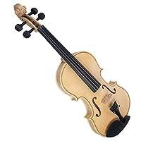 ZHANGHA 4/4フルサイズチューブ弓/ロジン/箱/橋梁/ブリッジ音楽器の滑らかな研磨面 ZHANGHA