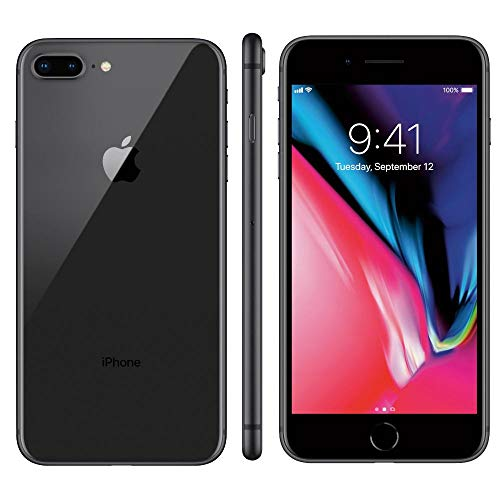 iPhone 8 Plus Apple 64GB Cinza Espacial Tela Retina HD 5,5 IOS 11 4G e Camera de 12 MP