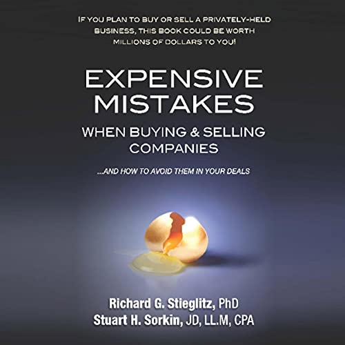 Expensive Mistakes When Buying & Selling Companies cover art