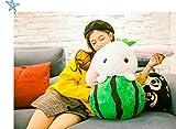 DaTun648 Geflltes Gemse flaumige Hschen Spielzeug-Kissen for Kinder Kuchen Puppe Watermelon Kissen Erdbeere-Frucht-Plsch Bananen-Kissen/Kissen Als Geschenk fr Kinderplschtiere