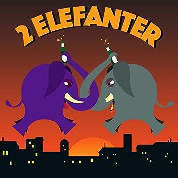 2 Elefanter
