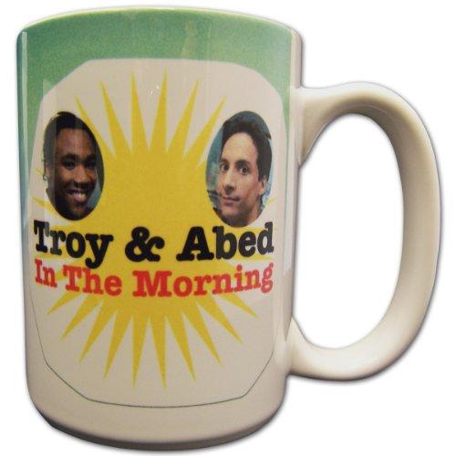 Community Troy and Abed Mug