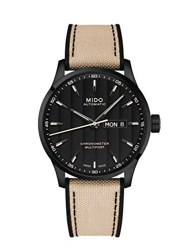 Mido Automatikuhr für Herren Multifort Chronometer 1 M038.431.37.051.09