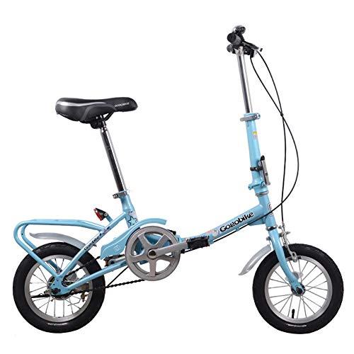 Bicicletas Plegables para niños, Bicicleta Plegable Liviana de 12