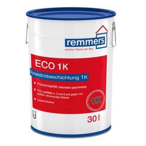 30 Liter Remmers ECO Bitumendickbeschichtung 1K