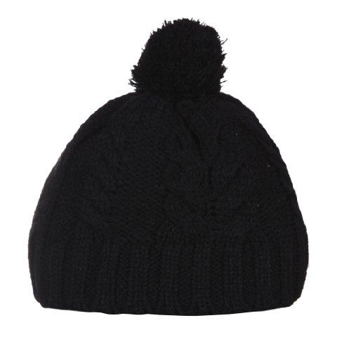Icepeak Bonnet pour Enfant Noir Taille Levi 52824