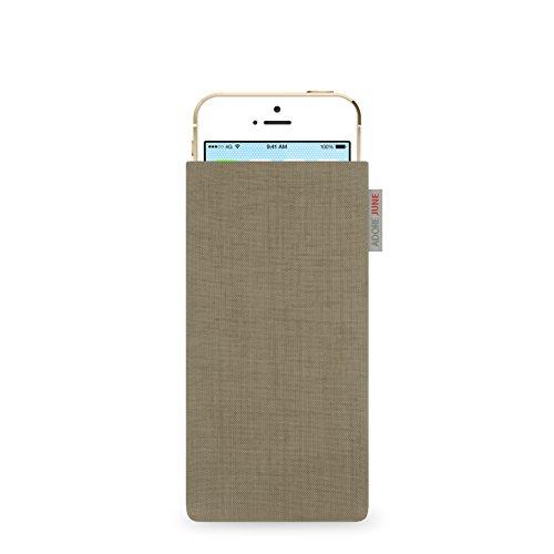 Adore June Classic - Funda para Apple iPhone 5 / 5s y iPhone SE - Original Cordura - Dorado