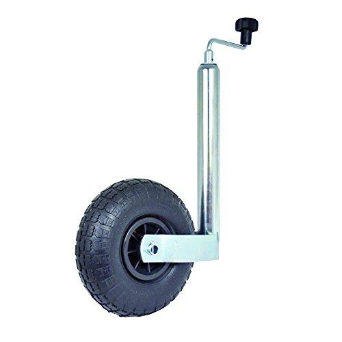 Carpoint 410203 Rueda Jockey 48mm neumático con Aire