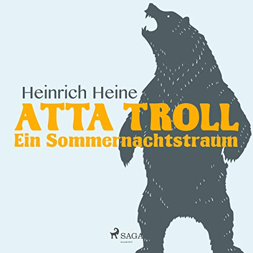 Atta Troll - Ein Sommernachtstraum audiobook cover art