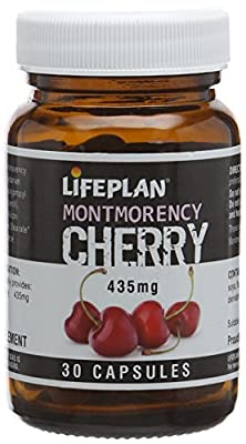 Lifeplan 435 mg Montmorency Cherry - Pack of 30 Tablets