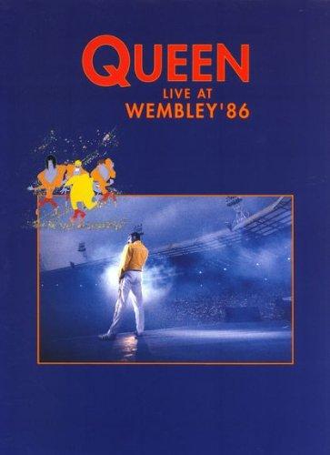 Queen: live at wembley '86 piano, voix, guitare