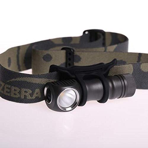 Zebralight H53Fc AA Headlamp Floody Neutral White High CRI