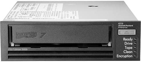 Hewlett-Packard Hp Storeever Lto - 7 Ultrium 15000 Internal Tape Drive - Lto-7-6 Tb (Native)/15 Tb (Compressed) -