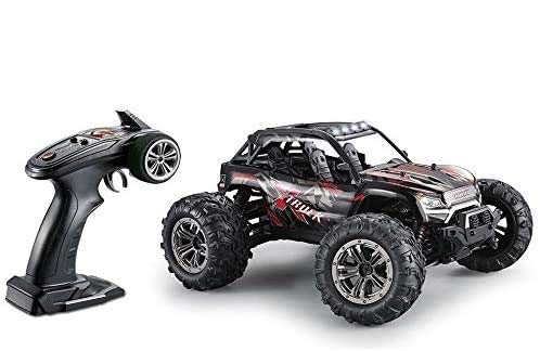 s-idee 9137 RC Monster truck 1:16 con 2,4 GHz 36 km/h veloce Truggy Auto